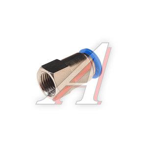 """Фитинг для пластиковых трубок 1/4"""" 10мм с внутренней резьбой ROCK FORCE RF-SPCF10-02"""