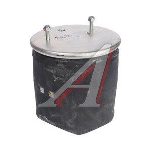 Пневморессора BPW (без стакана,2шп.M12 смещены,1отв.штуц.M22х1.5мм) BLACKTECH RML7051, 940MB/BPW30K/V1DK21K