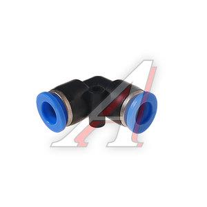 Фитинг для пластиковых трубок угловой 8мм ROCK FORCE RF-SPV08