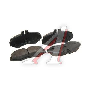 Колодки тормозные MERCEDES Vito (93-03),Sprinter (901-903) (-06) передние (4шт.) HSB HP9682, GDB1373, A0034200120