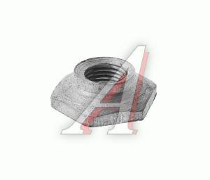 Гайка М10х1.0х10 ГАЗ,УАЗ рычага корзины сцепления ЭТНА 53-1601178