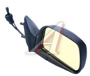 Зеркало боковое ВАЗ-2108 правое антиблик желтое Политех-З-9рта/СПл, T96087864, 2108-8201050