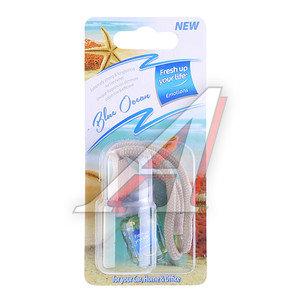 Ароматизатор подвесной жидкостный (голубой океан) KREDO W003