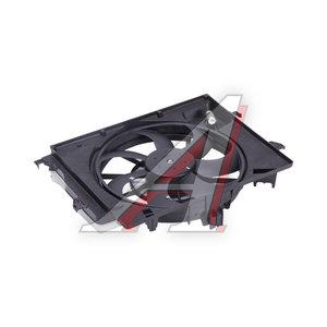 Вентилятор HYUNDAI Solaris (10-) охлаждения электрический в сборе LUZAR LFK08L4, 404141HX, 25380-1R050