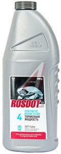 Жидкость тормозная DOT-4 0.91л ТОСОЛ-СИНТЕЗ 430101Н03, ТОСОЛ-СИНТЕЗ