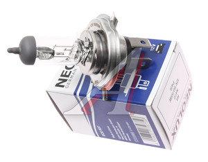 Лампа 12V H4 60/55W P43t-38 NEOLUX N472, NL-472, АКГ12-60+55(Н4)