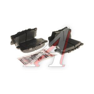 Колодки тормозные TOYOTA Rav 4 (2.0/2.2),Camry V40 (06-) задние металло-карбон (4шт.) HAWK HB.648F.607, GDB3426