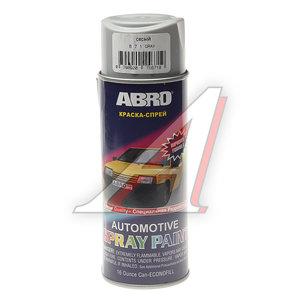 Краска светло-серая аэрозоль 473мл ABRO 671 ABRO, Л0671
