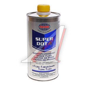 Жидкость тормозная DOT-4 1л Super PENTOSIN PENTOSIN, 7195