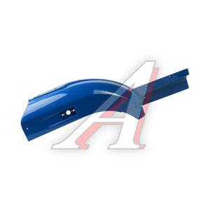 Крыло КАМАЗ правое передняя часть (рестайлинг) (кабина без спальника) синий ОАО РИАТ 63501-8403014-50