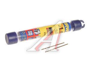 Сверло по металлу 1.0х34мм (2шт.) HSS Cobalt IRWIN 10502507