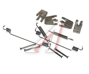 Ремкомплект FORD Fiesta (95-),Fusion (02-) колодок тормозных задних TRW SFK328