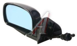 Зеркало боковое ВАЗ-2108 левое антиблик голубое люкс Политех-З-9рта/СПл, T96097812, 2108-8201051