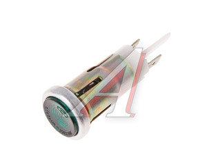 Лампа контрольная 24V зеленая ОСВАР 124.3803, 124.3803010