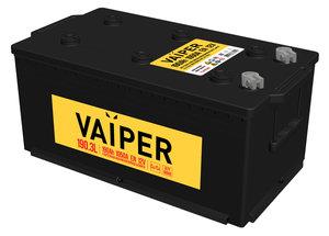Аккумулятор VAIPER 190А/ч обратная полярность 6СТ190