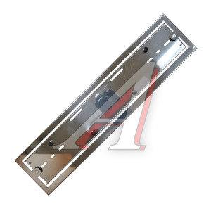 Рамка знака номерного нержавеющая сталь AB-020C