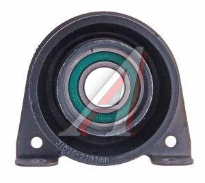 Опора вала карданного ГАЗ-31029,3302 в сборе с подшипником (упаковка ГАЗ) (ОАО ГАЗ) 3302-2202076