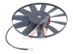Вентилятор ГАЗ-3110,3302 электрический ЗМЗ-406 ПРАМО 38.3780