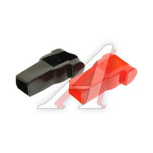 Кожух клеммы АКБ защитный, универсальный, с цвет. маркировкой полярности, 2шт. 1/200 AUTOPROFI BAT/CAP-112
