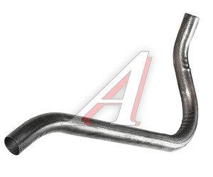 Труба выхлопная глушителя ЗИЛ-5301 Н/О толстая (140мм хвостовик) СОД 5301-1203052-20