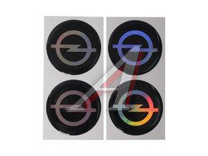 """Эмблема диска колесного """"OPEL"""" (6см) комплект 4шт. 02153"""