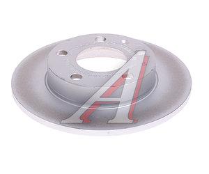 Диск тормозной AUDI 80,A4 (95-08) SEAT задний (1шт.) OE 8E0615601P, DF4186