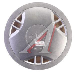Колпак колеса R-13 серый комплект 4шт. ВАЗ-2110 2110 R-13