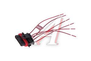 Разъем электронной педали акселератора герметичный CARGEN AX-430
