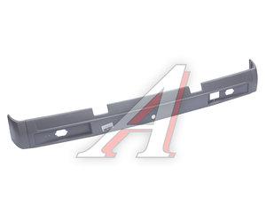 Бампер ПАЗ-3205 задний Н/О пластик (серый) 3205-2804014