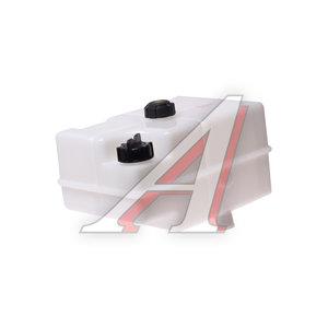 Бачок расширительный КАМАЗ-6520 пластик с 2-мя крышками (без/с клапаном) в сборе ТЕХНОТРОН 6520-1311010ККБ, 6520-1311010КБК, 6520-1311010