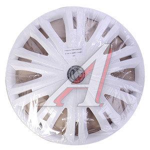 Колпак колеса R-16 белый комплект 4шт. ГИГА-ГАЗЕЛЬ ГИГА-ГАЗЕЛЬ бл R-16, ГИГА бл R-16