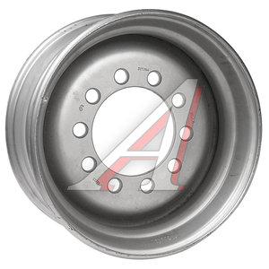 Диск колесный R17.5х6.75 LEMMERZ (Прицеп) 2870154 10х225 ET0 D-176, 2870154