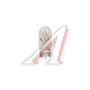 Лампа 24V W5W T10W W2.1x9.5d бесцокольная OSRAM 2845, O-2845, А24-5-2