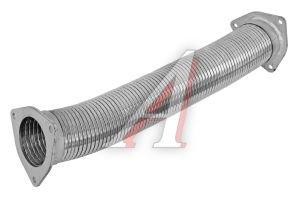Металлорукав МАЗ-509 в сборе (нержавеющая сталь) увеличенный ресурс ГС 509-1203024-01, 509-1203024