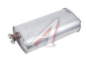 Глушитель УАЗ-315123 нержавеющая сталь НТЦ МСП 315123-1201010-01, 315123-1201010-00