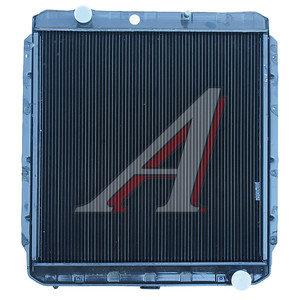 Радиатор КАМАЗ-4308 медный 3-х рядный дв.CUMMINS ЕВРО-3 ШААЗ 4308-1301010, 4308Ш-1301010