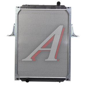 Радиатор МАЗ-5440А9,6312В9,6430А9 алюминиевый дв.ЯМЗ-651.10 ЕВРО-4 NISSENS 5440В9-1301010, 63788А/5010315737 Nissens