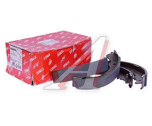 Колодки тормозные TOYOTA Picnic (96-03) задние барабанные (4шт.) TRW GS8652, 04495-B4030