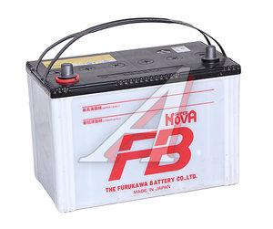 Аккумулятор SUPER NOVA 80А/ч 6СТ80 95D31R, 81289