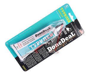 Клей-герметик водостойкий 82г Glue&Sealant Outdoor/Marine Турклей DONE DEAL DD6873