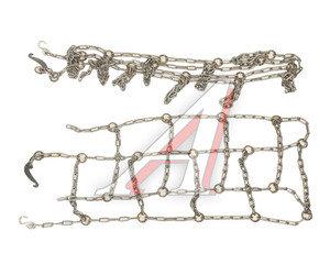 Цепь противоскольжения 28х9-15 (8.15-15) ПОГРУЗЧИК d=6мм усиленная комплект 2шт. ЛИМ ЛиМ ЦП 034