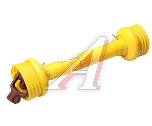 Вал карданный МТЗ-80,82,320,Т-25 привода щетки в кожухе (8 шлиц.+шпонка) АКД 10.040.6000-16.03К, 502750114