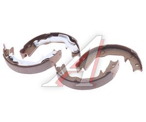 Колодки тормозные HYUNDAI i20 (08-) KIA Soul (09-) задние барабанные (4шт.) TRW GS8790, 58305-2KA00