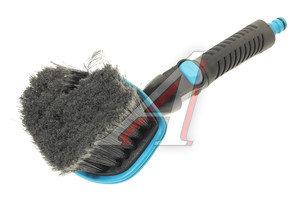 Щетка для мытья автомобиля (под шланг) с клапаном регулировки воды 30см 39789/39810