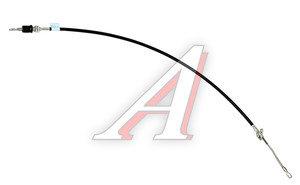 Трос стояночного тормоза ГАЗ-3302 задний L=1282мм АВТОПАРТНЕР 3302-3508180, 3302-3508180-02