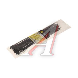 Хомут-стяжка 250х4.0 пластик черный (25шт.) ЭВРИКА ER-14252, CHS-4x250B-25