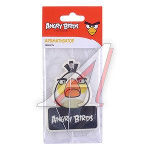 Ароматизатор подвесной пластина (свежесть) Matilda Angry Birds PRIDE 073005, AB005