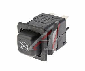 Выключатель кнопка аварийной остановки двигателя АВАР 3842.3710-08.47 24V, 3842.3710-08.47М, 3842.3710-08.47