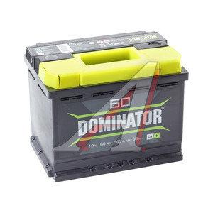 Аккумулятор DOMINATOR 60А/ч 6СТ60з, 83204