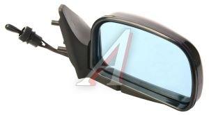 Зеркало боковое ВАЗ-2108 правое антиблик голубое люкс Политех-З-9рта/СПл, T96097814, 2108-8201050